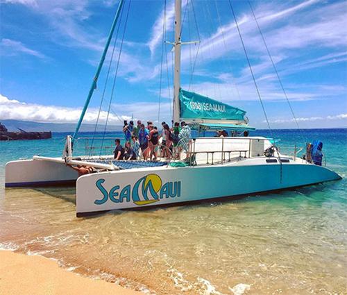 Cruise To Hawaii From California: Lahaina Harbor Sunset Cruises, Maui, Hawaii