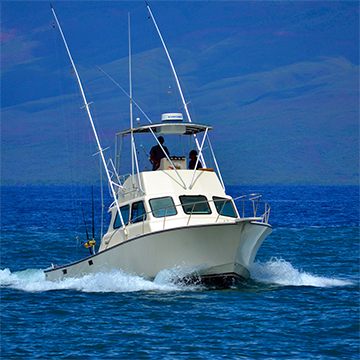 START ME UP SPORTFISHING YACHT