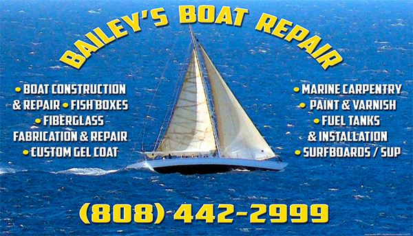 Bailey's Boat Repair